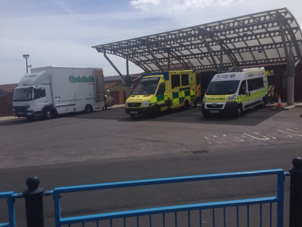 Moving Critical care from North Tyneside