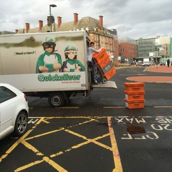 Hospital commercial removers North East UK
