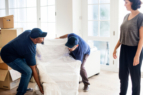 Using Premium Packing Services When Moving House