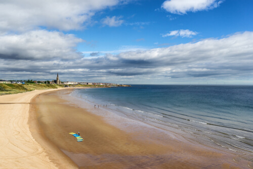 Top 5 Places to Live in Newcastle
